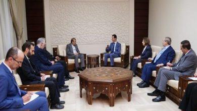 Photo of شام ایران کے ساتھ ہے: بشار اسد