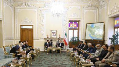 Photo of ایران چین تعلقات کا فروغ عالمی امن کا ضامن، ڈاکٹر لاریجانی
