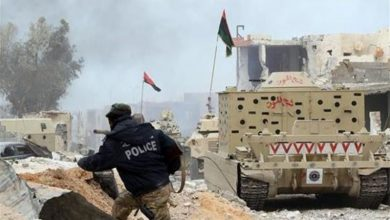 Photo of لیبیا میں جاری جھڑپوں میں شدت