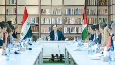 Photo of مغربی ممالک شام کے اتحاد کو نشانہ بنانے کی کوشش کر رہے ہیں، صدر اسد