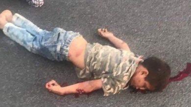 Photo of صیہونی آبادکار نے فلسطینی بچے کو گاڑی تلے روند ڈالا