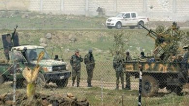 Photo of شامی پولیس پر دہشت گردوں کا حملہ
