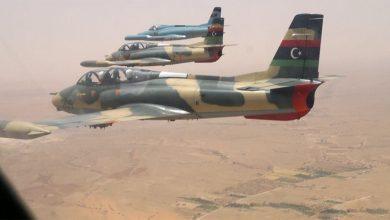 Photo of لیبیا، خلیفہ حفتر کے ٹھکانوں پر سرکاری فضائیہ کی بمباری