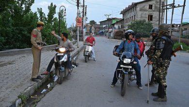 Photo of کشمیر میں مذہبی بندشیں لگائے جانے کی مذمت