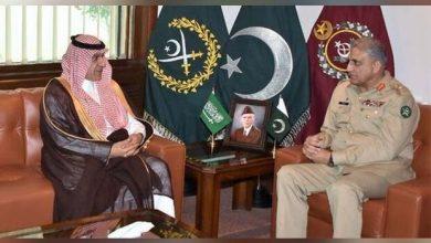 Photo of پاکستانی فوج ہر شعبہ میں سعودی عرب کی مسلح افواج کےساتھ کھڑی ہے