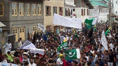 Photo of آزادکشمیر اور پاکستان کے صحافیوں کا ایل او سی کی جانب احتجاجی مارچ