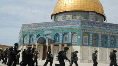 Photo of مسجد الاقصی پر صیہونی انتہا پسندوں کا حملہ