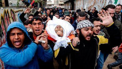 Photo of غزہ میں ایک فلسطینی کی شہادت
