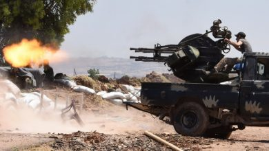Photo of شامی فوج کی ایک اور کامیابی اہم قصبہ کفر زیتا آزاد
