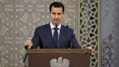 Photo of شام کے دفاع میں فوج کی فداکاری لائق تحسین ہے، صدر اسد