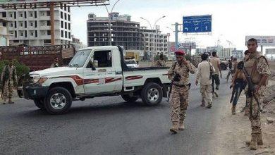 Photo of یمن: عدن میں سعودی اور اماراتی اتحادیوں کے درمیان جھڑپیں