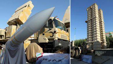 Photo of ایران کا 373 میزائل سسٹم، امریکہ کےپیٹریاٹ میزائل سسٹم سے بہتر: ایران