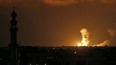 Photo of غزہ میں 3 دھماکے 2 فلسطینی شہید