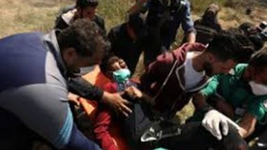 Photo of فلسطینیوں کے حق واپسی مارچ پر حملہ، 120 زخمی