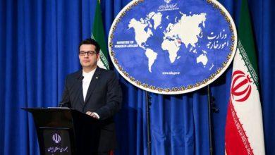 Photo of ایران نے امریکہ میں فائرنگ سے ہلاکتوں پر افسوس کا اظہار کیا