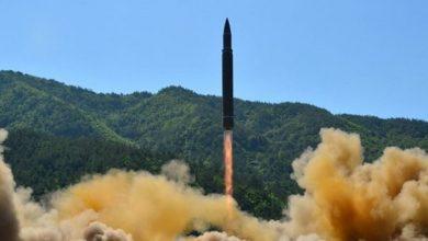 Photo of شمالی کوریا کےمزید میزائلی تجربے