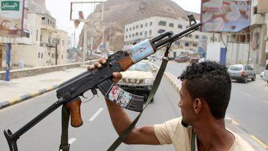 Photo of عدن میں سعودی اتحاد کے درمیان جھڑپیں جاری