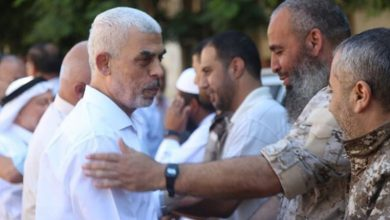 Photo of حماس اور جہاد اسلامی کی سیاسی اور فوجی قیادت مشترکہ اجلاس