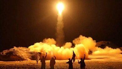 Photo of سعودی فوجی اڈے پر یمنی فوج کا میزائل حملہ