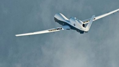 Photo of عراقی رضاکار فورس نے ایک ڈرون طیارہ مار گرایا