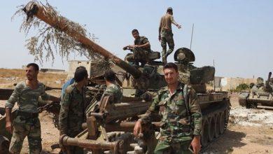 Photo of شامی فوج نے الخوین کو بھی دہشت گردوں سے آزاد کرالیا