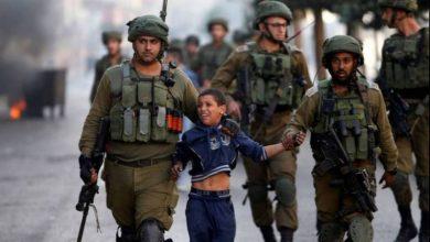 Photo of اسرائیلی فوج کی دس سالہ فلسطینی بچے سے باز پرس