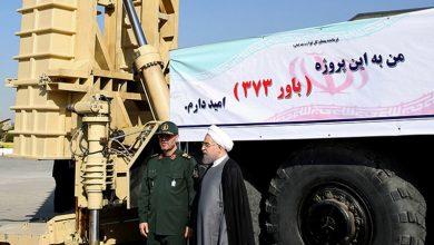 "Photo of صدر مملکت نے کی ملکی ساختہ فضائی دفاعی نظام ""باور 373"" کی رونمائی"