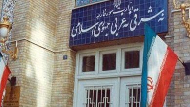 Photo of ایران نے امریکی جمہوری دفاع کے ادارے اور اس کے ڈائریکٹر پر پابندی عائد کردی