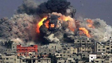 Photo of فلسطینیوں کا قتل عام کرنے کے لئے اسرائیلی فوج گیس کے بم استعمال کر رہی ہے