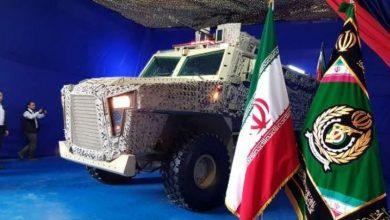 Photo of ایران میں تیار کی گئیں جدید ترین فوجی گاڑیوں کی رونمائی