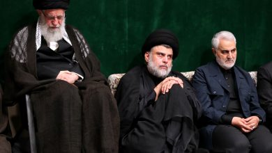 Photo of رہبر معظم انقلاب اسلامی کی شرکت سے مجلس شام غریباں
