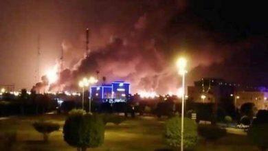 Photo of امریکہ کا سعودیہ کی تیل کی تنصیبات پر حملے کے سلسلے میں جھوٹا اورغیر مصدقہ دعوی