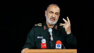 Photo of فعال استقامت نے دشمن کو بے بس بنادیا ہے: جنرل سلامی
