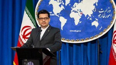 Photo of ایران کی جانب سے عراقی حکومت اورعوام کو تعزیت