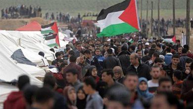 Photo of تمام اہداف کے حصول تک واپسی مارچ جاری رکھنے پر تاکید