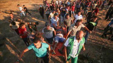 Photo of فلسطینیوں کے حق واپسی مارچ پر حملہ 2 شہید 70 زخمی