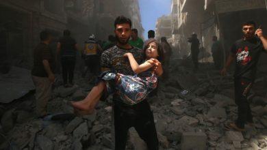 Photo of شام و عراق میں امریکی اتحاد کے حملوں میں ایک ہزار بےگناہ بچوں کا قتل ہوا