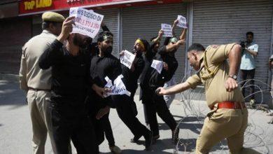 Photo of کشمیر میں عزاداران حسینی پر سیکورٹی فورس کے حملے