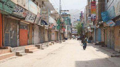 Photo of مولانا محمد حنیف کے قتل کے خلاف کوئٹہ میں شٹرڈاؤن ہڑتال ، دوکانیں اور کار و باری مراکز بند