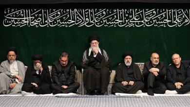 Photo of رہبر معظم انقلاب اسلامی کی شرکت سےعزا داری