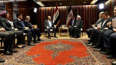 Photo of ایران اور عراق کے صدور کی ملاقات