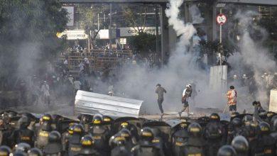 Photo of انڈونیشیا: ہنگامہ آرائی کے باعث 85 افراد ہلاک و زخمی