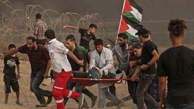 Photo of فلسطینیوں کے حق واپسی مارچ پر حملہ ایک فلسطینی شہید 52 زخمی