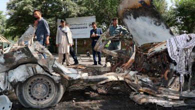 Photo of افغانستان: کار بم دھماکہ 95 ہلاک و زخمی