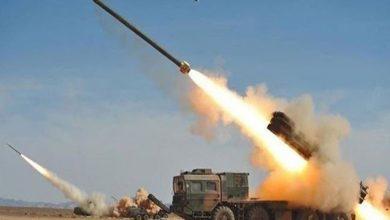 Photo of جارح سعودی اتحاد کے ٹھکانے پر یمنی فوج کا میزائلی حملہ