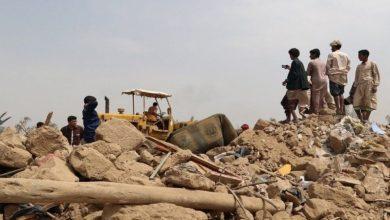 Photo of جارح سعودی اتحاد کے فضائی حملوں میں متعدد افراد شہید