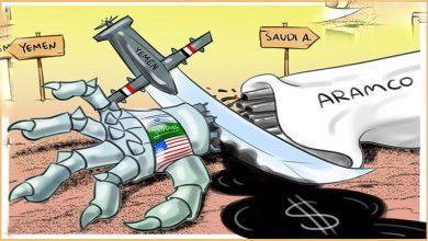 Photo of سعودی شہہ رگ پر یمن کی کاری ضرب! ۔ کارٹون