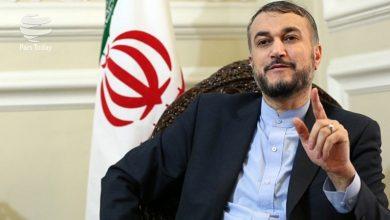 Photo of امریکہ و سعودی عرب کا ناپاک منصوبہ ناکام ہوجائےگا: ایران
