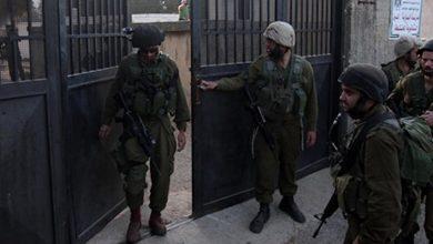 Photo of غرب اردن پر صیہونی فوجیوں کا حملہ