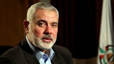 Photo of فلسطینی عوام دشمن کو اپنے اہداف کو آگے بڑھانے کی اجازت نہیں دیں گے: اسماعیل ہنیہ
